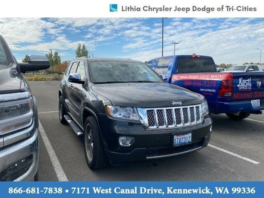 Image 2011 Jeep Grand cherokee Limited 4wd