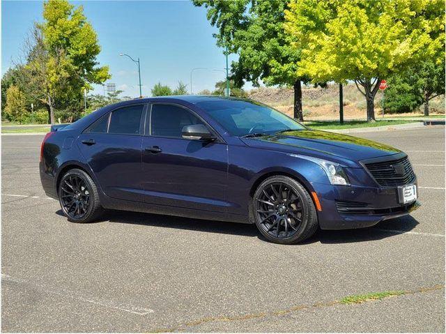 Image 2015 Cadillac Ats 20t luxury rwd