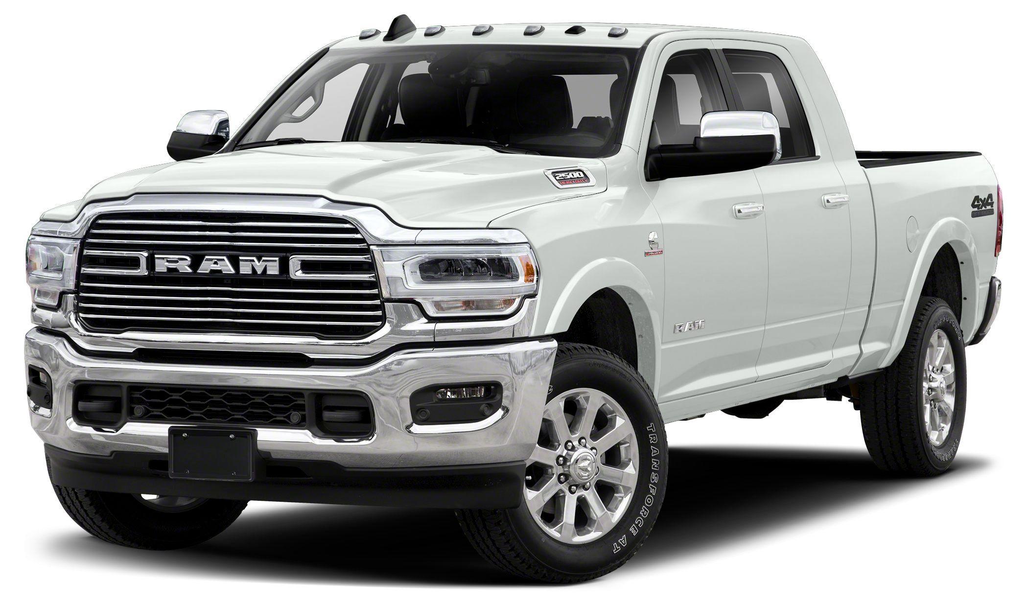 Image 2021 Ram 2500 Laramie