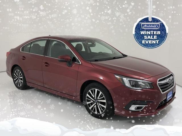 Image 2018 Subaru Legacy 2.5i Premium