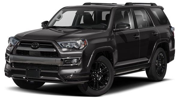 Image 2021 Toyota 4runner Nightshade