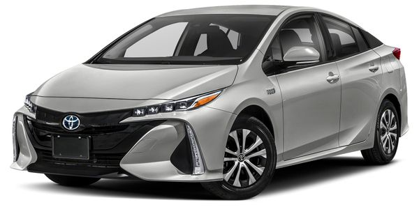 Image 2021 Toyota Prius prime LE