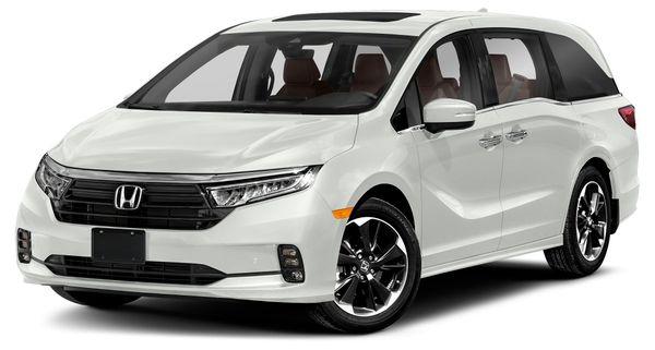 Image 2022 Honda Odyssey Elite