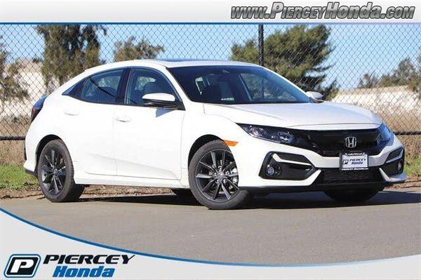Image 2021 Honda Civic Sport fwd