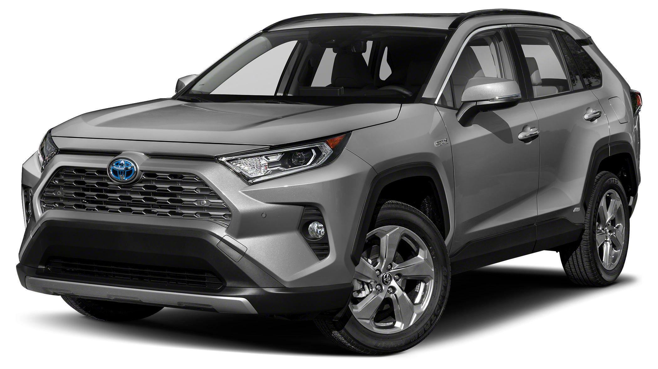 Image 2021 Toyota Rav4 hybrid Limited