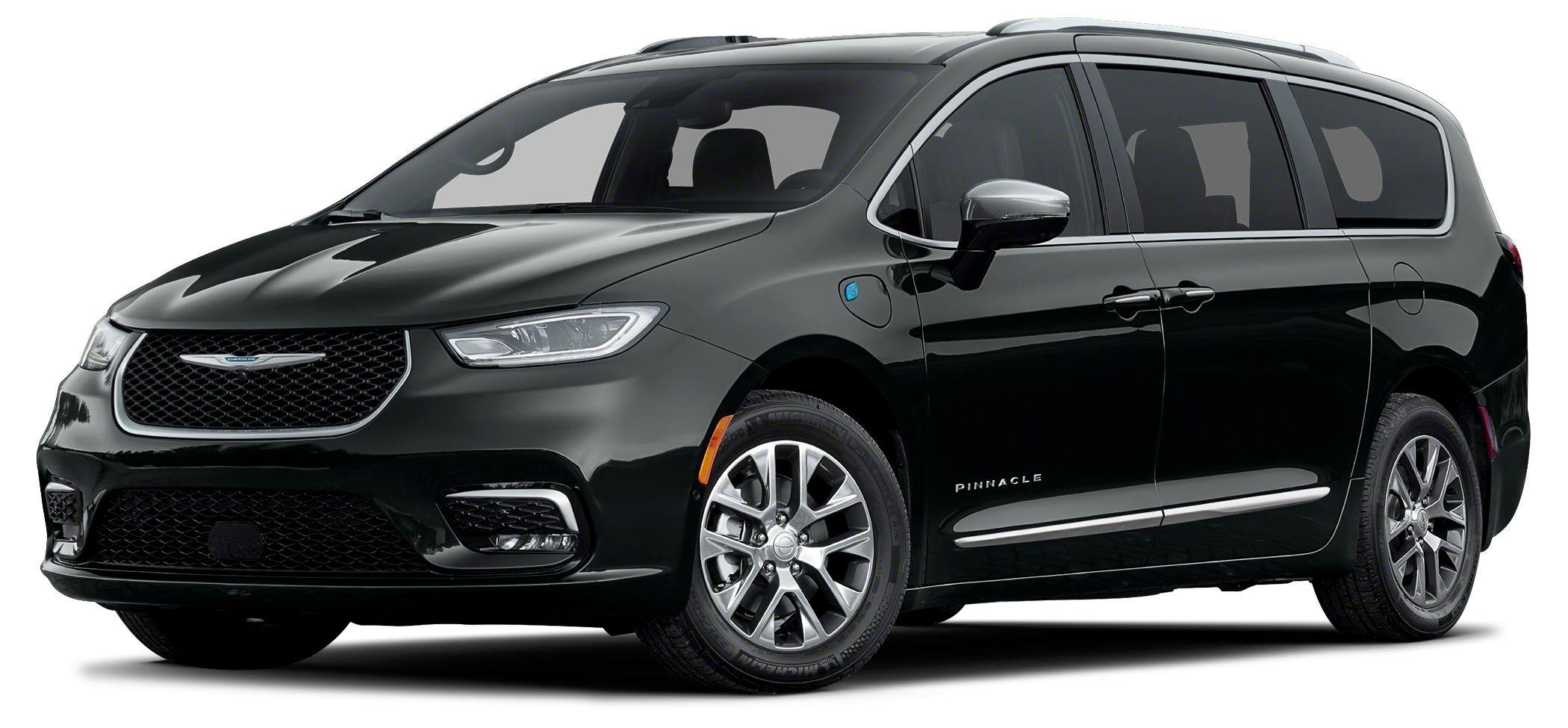 Image 2021 Chrysler Pacifica hybrid Touring L