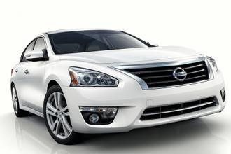 Image 2013 Nissan Altima 3.5 SL