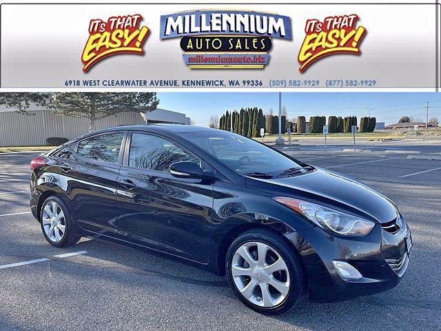 Image 2011 Hyundai  elantra Limited Edition