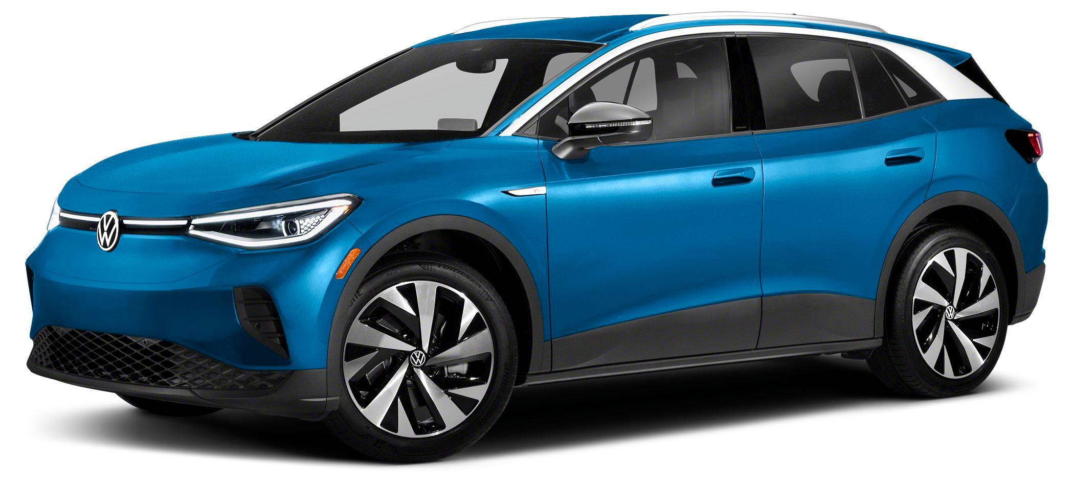 Image 2021 Volkswagen Id4 Pro S