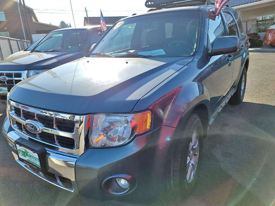 Image 2010 Ford  escape Limited