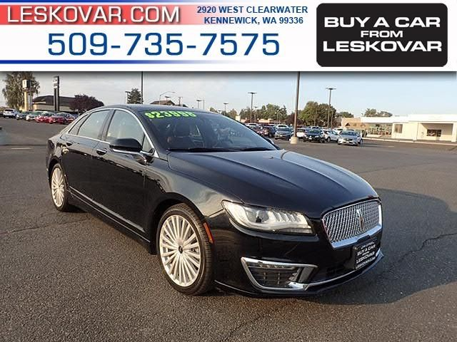 Image 2017 Lincoln Mkz Reserve