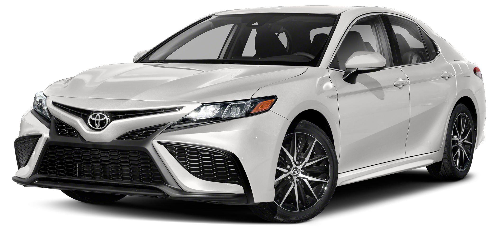 Image 2021 Toyota Camry SE