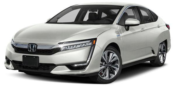 Image 2021 Honda Clarity plug-in hybrid Base