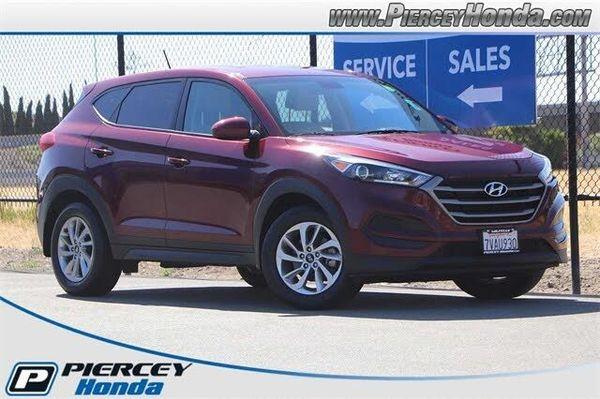 Image 2016 Hyundai Tucson 20l se fwd