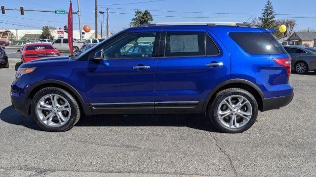 Image 2015 Ford Explorer Limited
