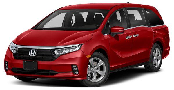 Image 2022 Honda Odyssey EX