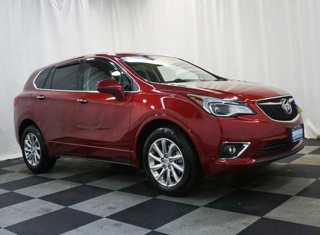 Image 2020 Buick Envision Essence
