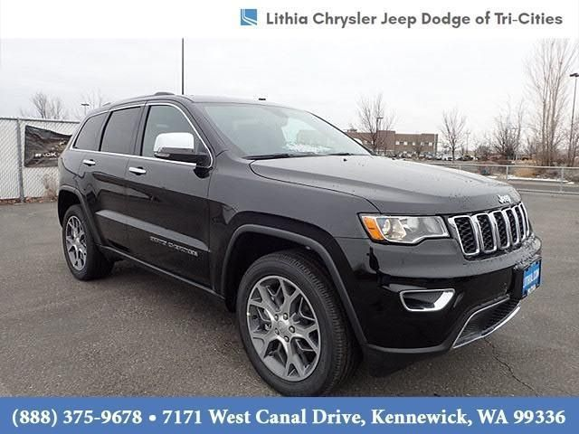 Image 2021 Jeep Grand cherokee Limited