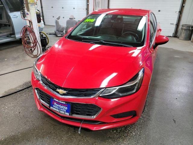 Image 2016 Chevrolet Cruze LT Automatic