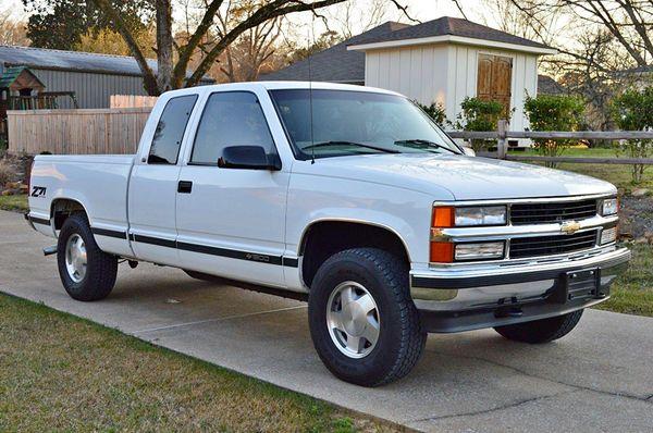 Image 1998 Chevrolet  silverado 1500