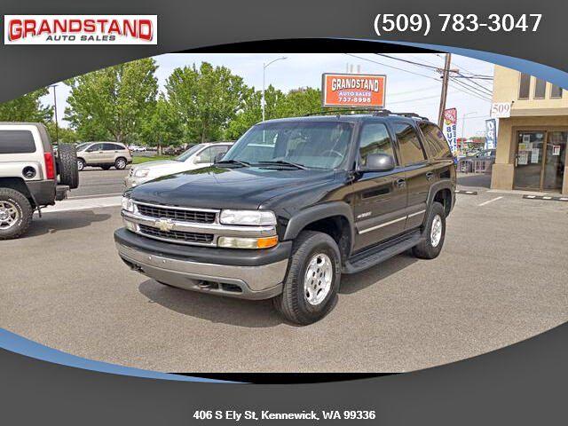Image 2002 Chevrolet  tahoe