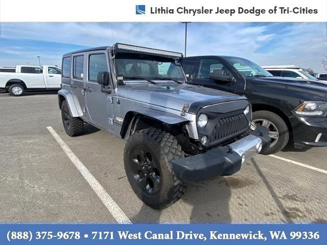 Image 2014 Jeep Wrangler unlimited Sahara
