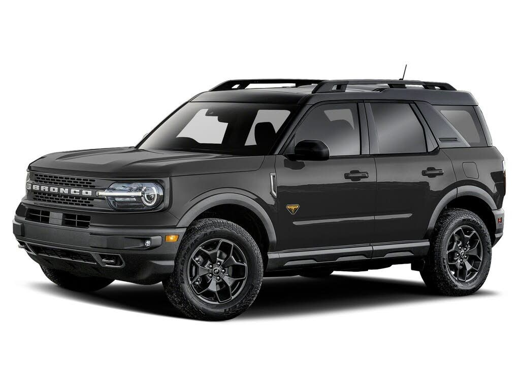 Image 2021 Ford Bronco sport Awd