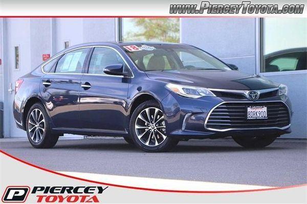 Image 2018 Toyota Avalon XLE