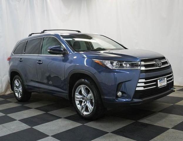 Image 2018 Toyota Highlander Limited