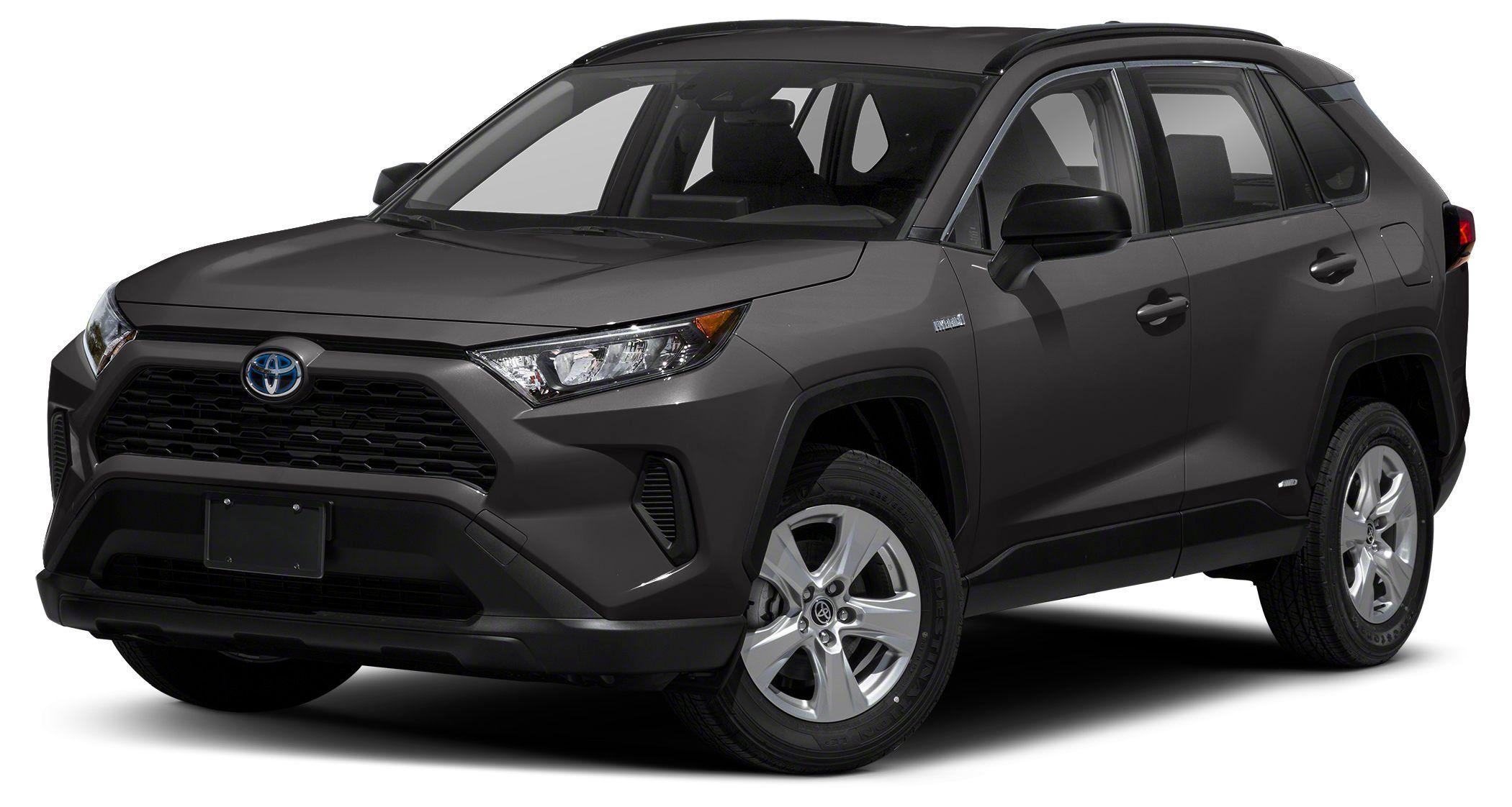 Image 2021 Toyota Rav4 hybrid LE