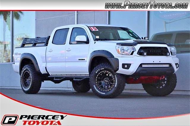 Image 2015 Toyota  tacoma