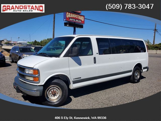 Image 2000 Chevrolet Express G3500 extended rwd