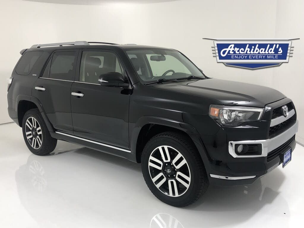 Image 2019 Toyota 4runner Limited 4wd
