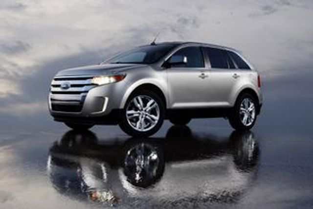 Image 2011 Ford Edge Limited