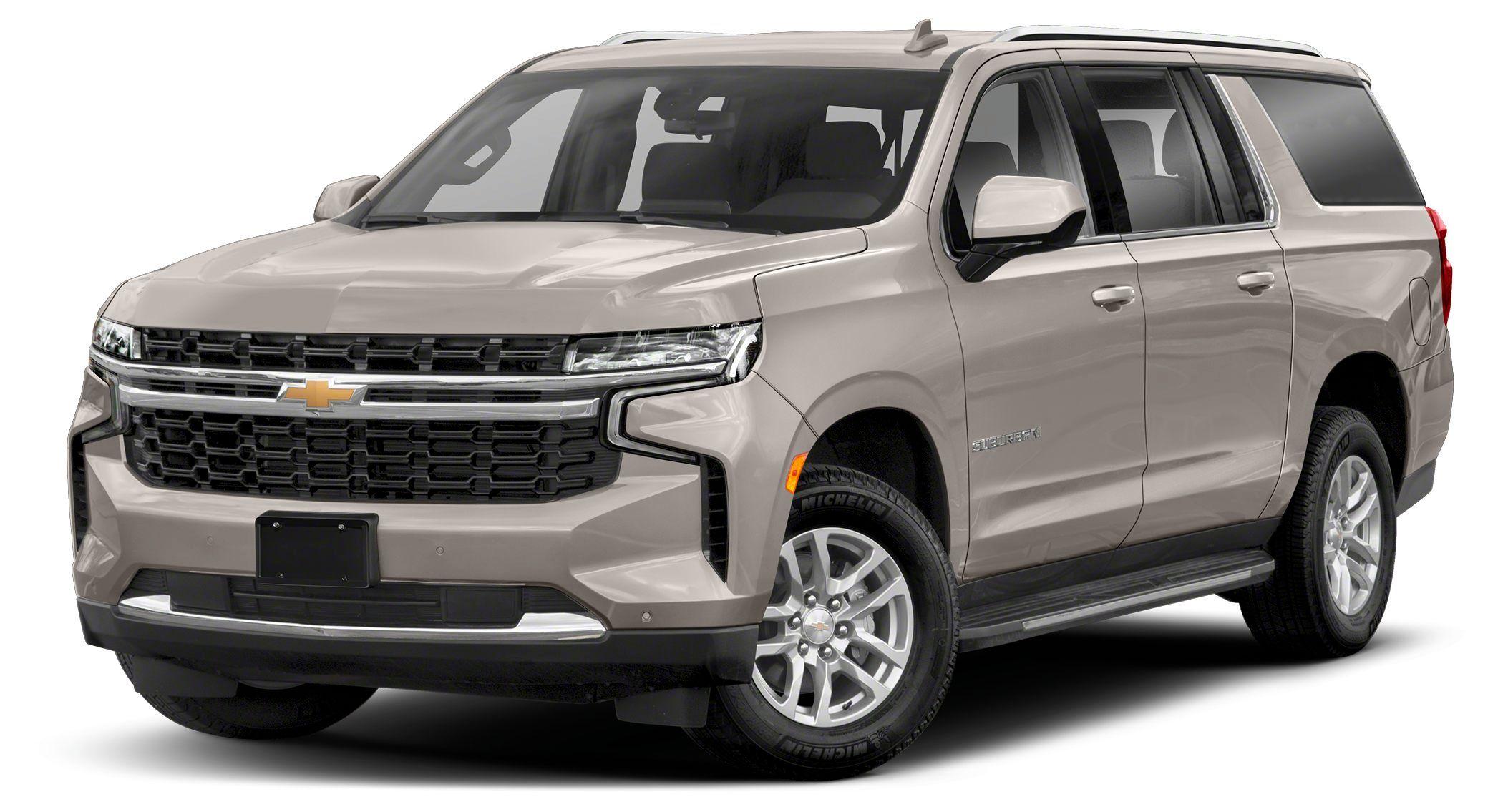 Image 2021 Chevrolet Suburban LS