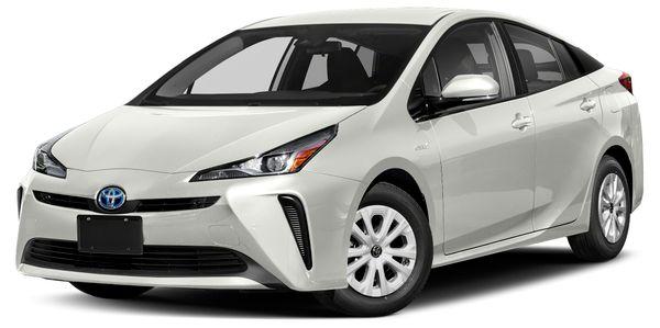 Image 2020 Toyota Prius LE