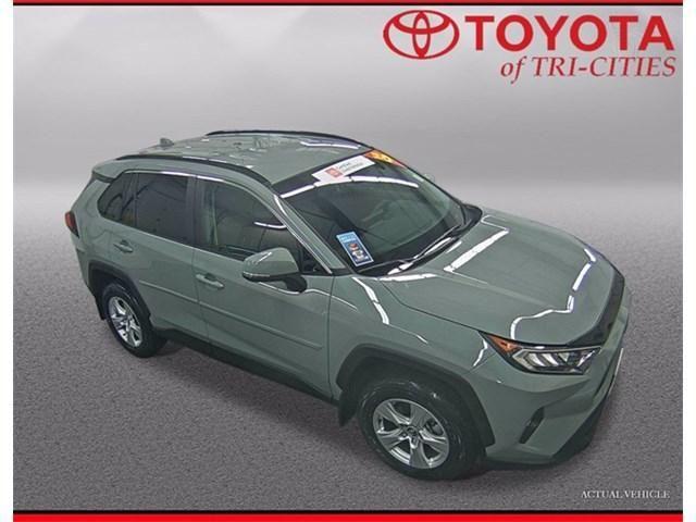 Image 2020 Toyota Rav4 XLE AWD SUV