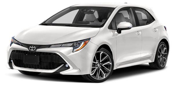 Image 2021 Toyota Corolla hatchback XSE