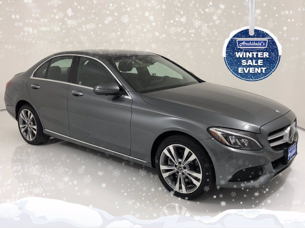 Image 2017 Mercedes-benz C 300
