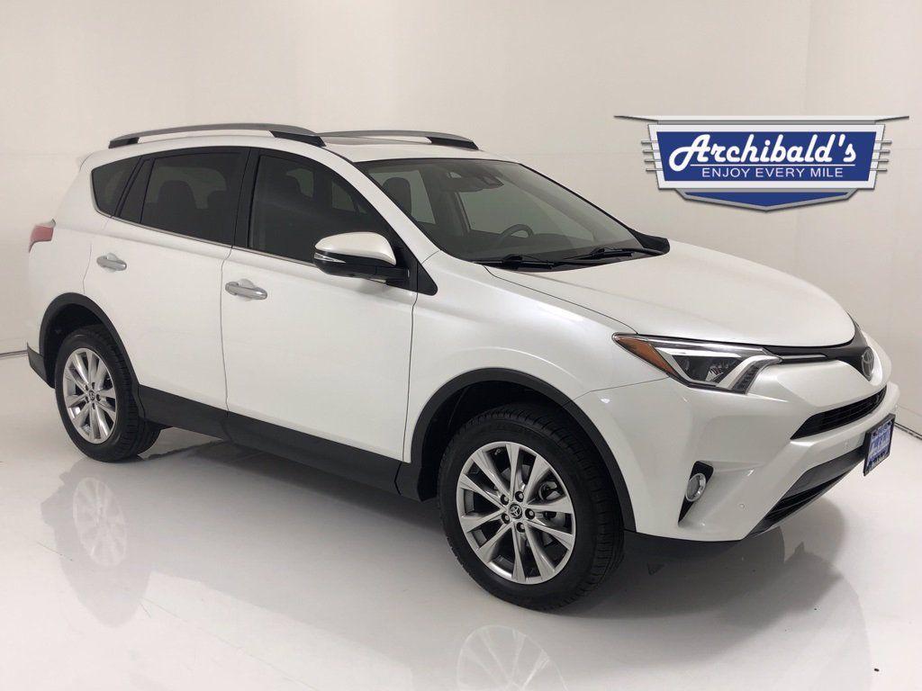 Image 2018 Toyota Rav4 Limited