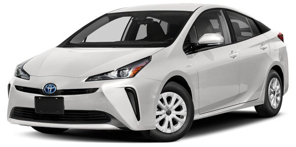 Image 2021 Toyota Prius LE