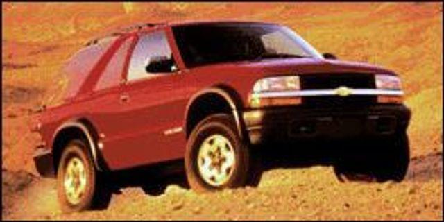 Image 1999 Chevrolet Blazer LT