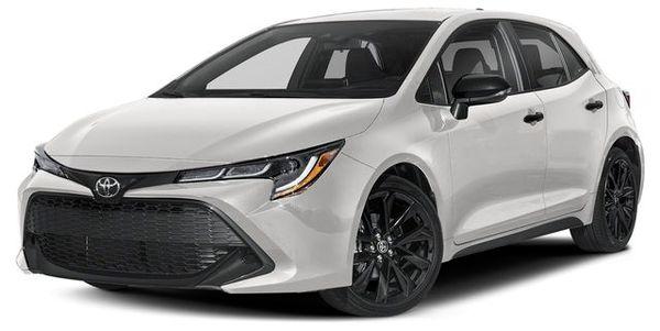 Image 2021 Toyota Corolla hatchback Nightshade