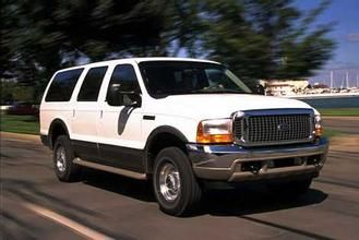 Image 2001 Ford Excursion XLT