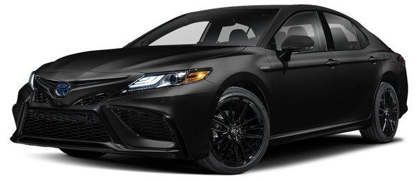 Image 2021 Toyota Camry hybrid XSE