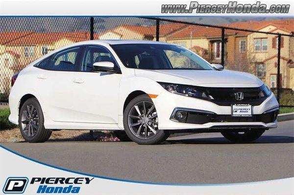 Image 2021 Honda Civic Ex-l fwd