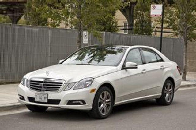 Image 2011 Mercedes-benz  E 550