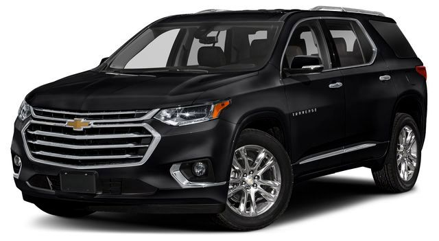 Image 2021 Chevrolet Traverse High Country