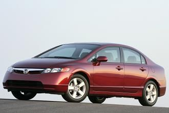 Image 2007 Honda Civic LX