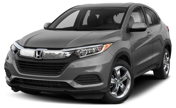 Image 2021 Honda Hr-v LX